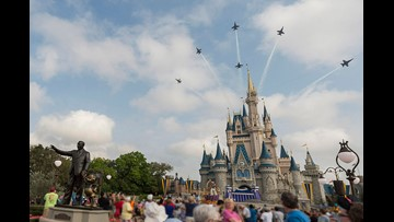 Disney World dodges major Hurricane Irma damage
