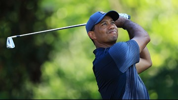 Tiger Woods can't put entire game together at Players Championship