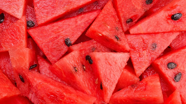 Salmonella in cut melons sickens 60 people, CDC says