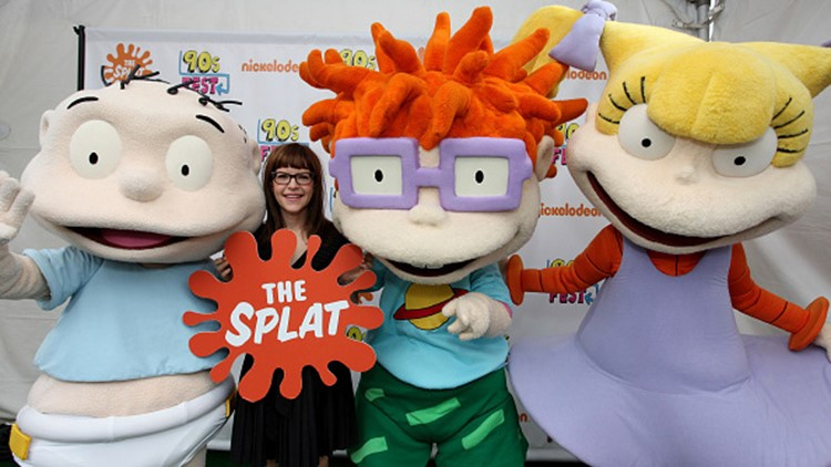 Nickelodeon also announced plans for other '90s shows such as specials for 'Rocko's Modern Life' and 'Invader Zim.'