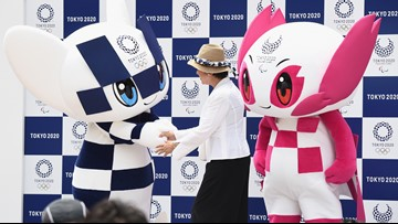 Tokyo 2020 official mascots unveiled at ceremony