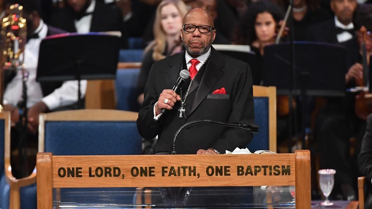 Critics of Rev. Jasper Williams Jr.'s eulogy say that he was being homophobic sexist and demeaning to black people