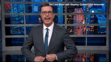 Stephen Colbert's Eric Trump Impression Will Haunt Your Dreams