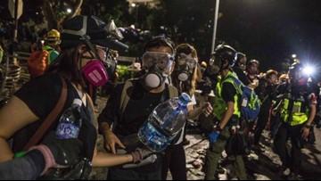 Hong Kong Heading to 'Total Breakdown'