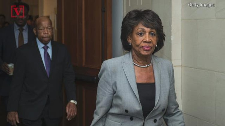 Rep. Maxine Waters Meets with CBS News Over Lack of Black Reporters on 2020 Election Team