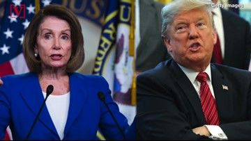 Pelosi Accuses Trump of Engaging in a 'Cover-up', President Responds 'I Don't Do Cover-ups'