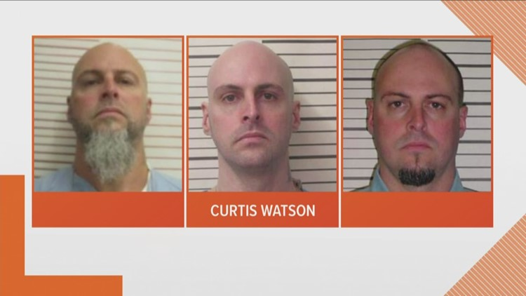 TBI searching for escaped West Tennessee inmate
