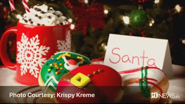 Day of the Dozens   Krispy Kreme offering a dozen donuts for $1 Dec. 12