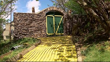 North Carolina's famed 'Wizard of Oz' theme park opening this summer for tours