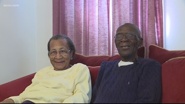 Decades of love: Couple celebrates 82 years of marriage