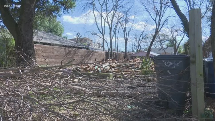 Demolition company tears down wrong Dallas home