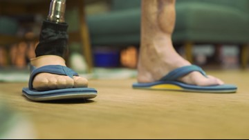 Freedom Flops: Why a pair of sandals made in Dallas are actually a really big deal