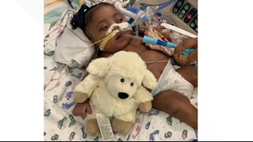 Temporary restraining order prevents hospital from taking 9-month-old Texas girl off life support