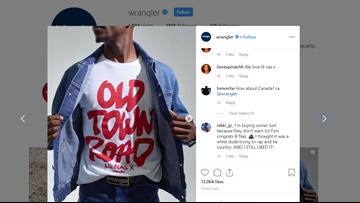 Wrangler Responds To Threats Of Boycott After Partnership With Rapper