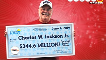 'I've won the whole dang thing!' Winner of $344 million Powerball played fortune cookie numbers