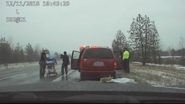 'Never seen anything like it,' Idaho troopers save badly beaten 2-year-old boy during traffic stop