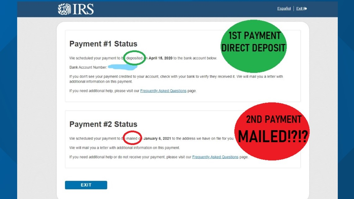 Stimulus: Why payment is pending & why you're getting a ...