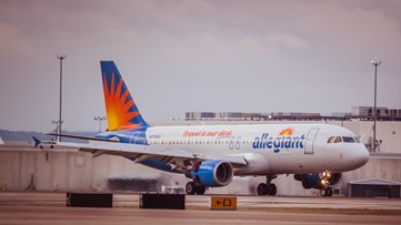 Allegiant adds new destination to Mascoutah's MidAmerica airport