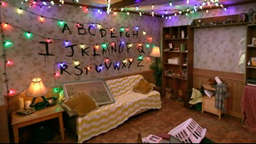 IKEA recreates 'Friends,' 'Stranger Things' living rooms