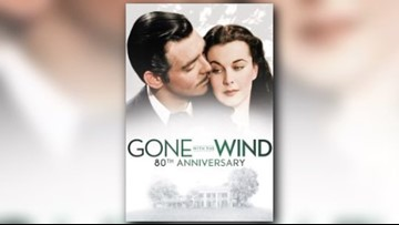 'Gone with the Wind' returning to theaters for 80th anniversary