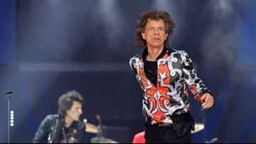 Mick Jagger tweets dancing video to prove heart surgery hasn't slowed him down