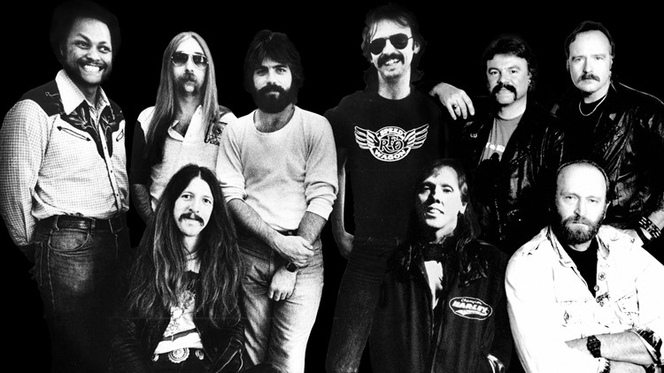 The Doobie Brothers 2020 Rock and Roll Hall of Fame induction nominee