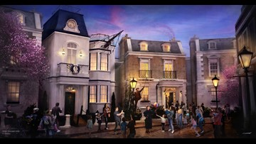 Disney World announces Mary Poppins attraction coming to Epcot