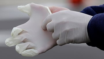 Gloves are great protection, if you know how to use them right