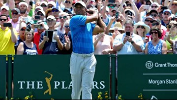 Tiger Woods announces he will play at TPC this year