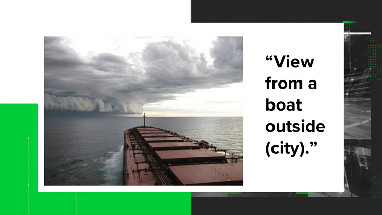 VERIFY: Cargo Boat Fake