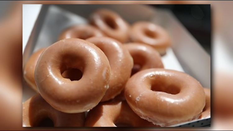 SWEET DEAL: How you can score free doughnuts at Krispy Kreme in the next 2 weeks