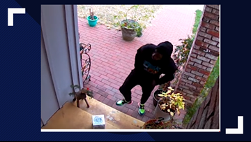 Engineer targets Amazon package thieves with  'glitter bombs' and the video is hilarious