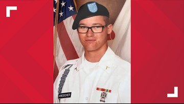 Army Airborne member from Ohio killed in action, Department of Defense confirms