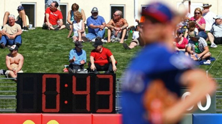 Why A Pitch Clock Is Coming To Major League Baseball In 2018 Ksdk