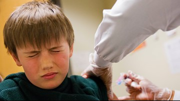 CDC warns flu vaccine does not match the virus hitting children especially hard