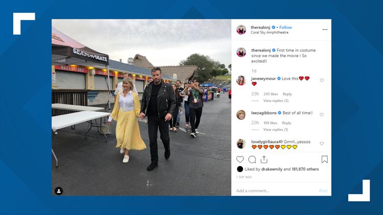 'Grease' is still the word: Olivia Newton-John and John Travolta reprise roles
