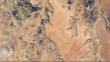 NASA shares new satellite image of mysterious 2.2-mile-long carving in Australia