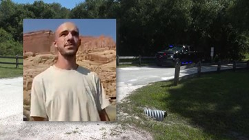 FBI: Likely human remains found near Brian Laundrie's belongings in Carlton Reserve