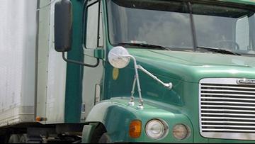 Terrifying semi-truck crash caught on camera in Texas