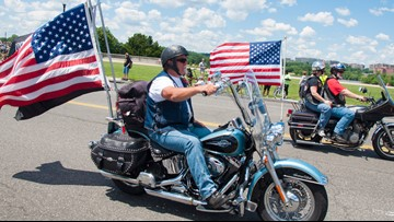 VERIFY: No, Rolling Thunder will not be returning to DC despite Trump's tweet and $200,000 donations