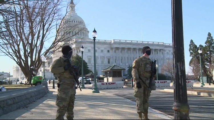 WATCH LIVE: Acting Capitol Police Chief Pittman testifies before the House about the Capitol riot