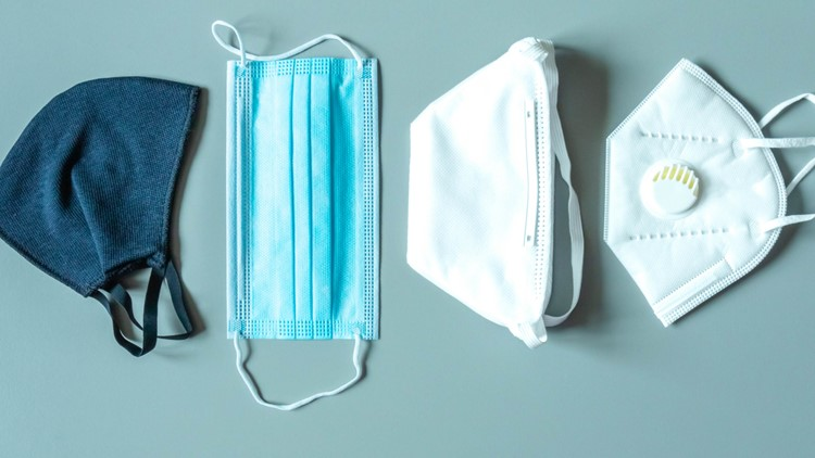 VERIFY: KN95, N95, cloth, disposable. Which masks work best, according to the CDC?