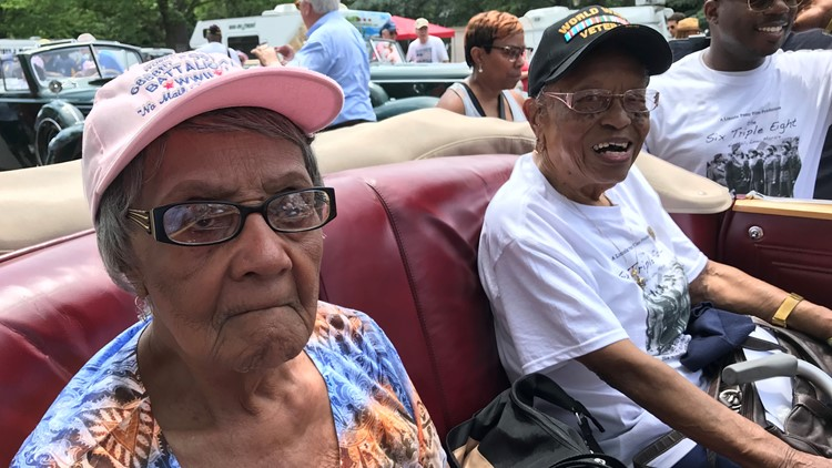 They were the only battalion of black women deployed during WWII. Now, they're finally getting the recognition they always deserved