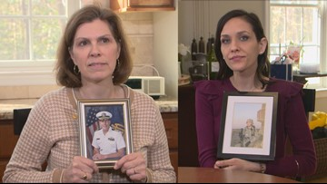 Surviving military spouses to lawmakers on Capitol Hill: If they can't take care of our veterans, stop creating them