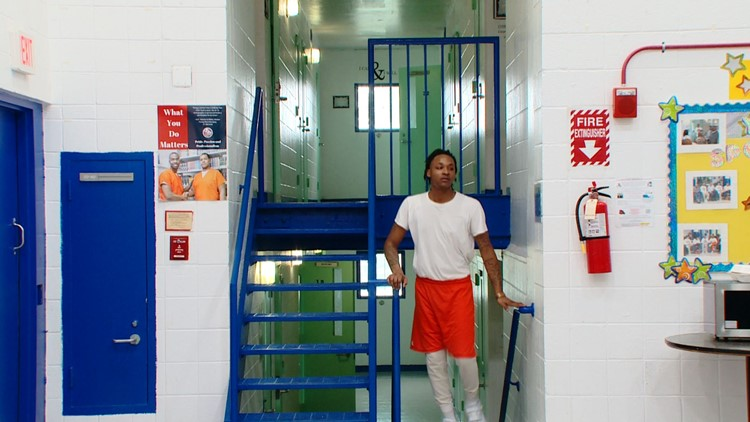 Drevon Galloway in the YME Unit