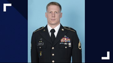 Green Beret killed during a military parachute exercise