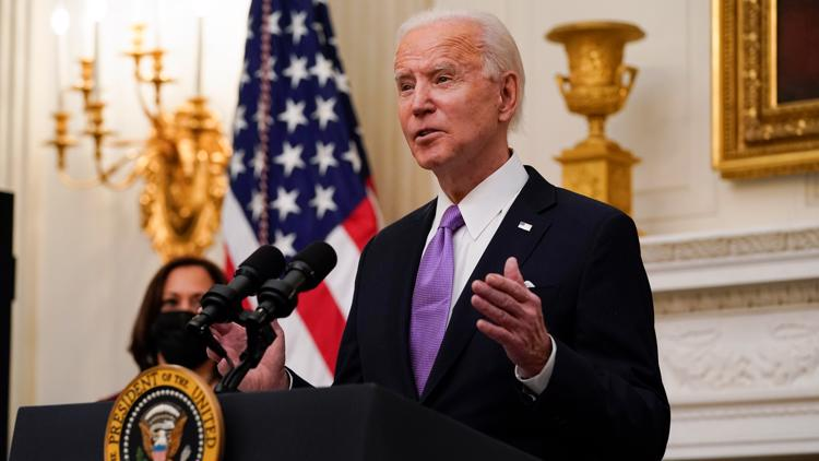 Biden administration to boost COVID-19 vaccine supply amid shortages