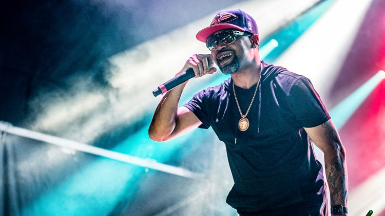 Juvenile releases pro-vaccine anthem 'Vax That Thang up'