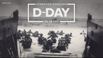 Honoring the St. Louisans who died on D-Day