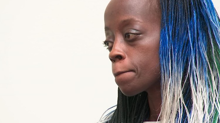 Moms show up at court to support 'overwhelmed' mom who left son with Down syndrome at hospital
